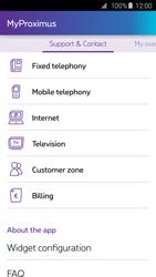 Samsung G920F Galaxy S6 - Applications - MyProximus - Step 24