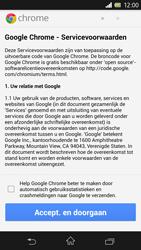 Sony Xperia Z 4G (C6603) - Internet - Hoe te internetten - Stap 3