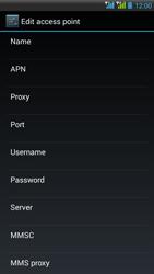 HTC Desire 516 - Internet - Manual configuration - Step 9