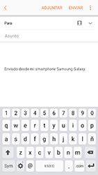 Samsung Galaxy A3 (2017) (A320) - E-mail - Escribir y enviar un correo electrónico - Paso 6