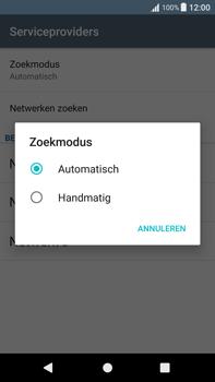 Sony Xperia XA1 Plus (G3421) - Netwerk selecteren - Handmatig een netwerk selecteren - Stap 10