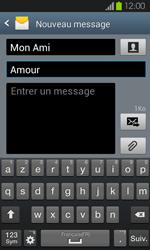 Samsung Galaxy S2 - Contact, Appels, SMS/MMS - Envoyer un MMS - Étape 12