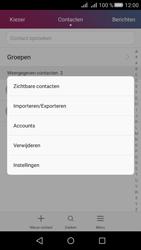 Huawei Huawei Y5 II - Contacten en data - Contacten overzetten via Bluetooth - Stap 4