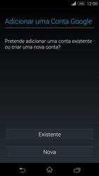Sony Xperia M2 - Email - Adicionar conta de email -  5