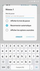 Samsung Galaxy J3 (2017) - Internet et connexion - Accéder au réseau Wi-Fi - Étape 8