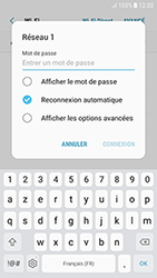 Samsung Galaxy J3 (2017) - Wifi - configuration manuelle - Étape 7