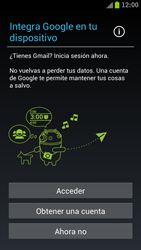 Samsung I9300 Galaxy S III - Primeros pasos - Activar el equipo - Paso 9