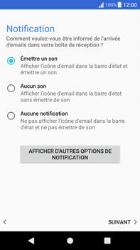 Sony Xperia XA1 Plus - E-mail - Configuration manuelle - Étape 21