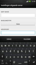 HTC One - E-mail - Account instellen (IMAP met SMTP-verificatie) - Stap 14