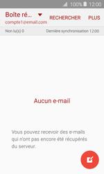 Samsung J120 Galaxy J1 (2016) - E-mail - Configuration manuelle - Étape 5