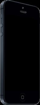 Apple iPhone 5 - Premiers pas - Découvrir les touches principales - Étape 4