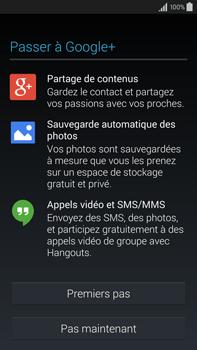 Samsung Galaxy Note 4 - Premiers pas - Créer un compte - Étape 24