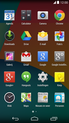 Google Nexus 5 - E-mail - Handmatig instellen - Stap 4