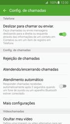 Samsung Galaxy S6 - Chamadas - Como bloquear chamadas de um número específico - Etapa 6