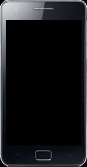 Samsung Galaxy S2 - Premiers pas - Découvrir les touches principales - Étape 2