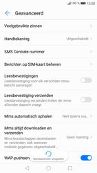 Huawei P9 Lite - Android Nougat - SMS - Handmatig instellen - Stap 9