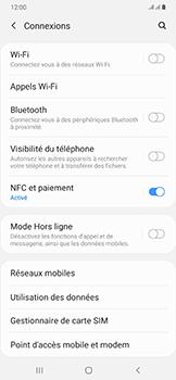 Samsung Galaxy A50 - Internet - configuration manuelle - Étape 8