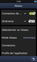 Samsung S8600 Wave 3 - Internet - configuration manuelle - Étape 6