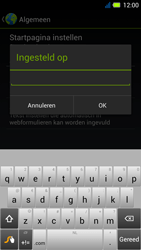 Acer Liquid E3 - Internet - Handmatig instellen - Stap 25