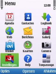 Nokia C5-00 - Voicemail - Handmatig instellen - Stap 3