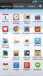 LG Optimus F6 - E-mails - Envoyer un e-mail - Étape 3