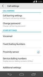 Huawei Ascend P7 - Voicemail - Manual configuration - Step 5