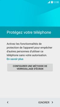 LG G4 - Premiers pas - Créer un compte - Étape 8
