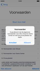 Apple iPhone 6 met iOS 9 (Model A1586) - Beveiliging en ouderlijk toezicht - iCloud instellen - Stap 21