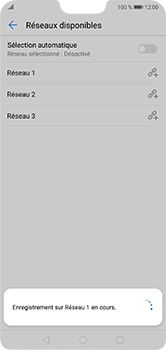 Huawei P20 Lite - Réseau - utilisation à l'étranger - Étape 13