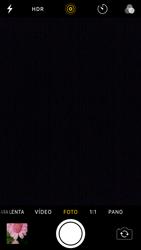 Apple iPhone SE iOS 11 - Funciones básicas - Uso de la camára - Paso 8