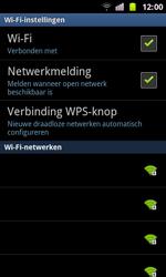 Samsung I8160 Galaxy Ace II - WiFi - Handmatig instellen - Stap 8