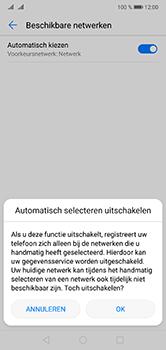 Huawei P20 Lite Dual-SIM (Model ANE-LX1) - Netwerk selecteren - Handmatig een netwerk selecteren - Stap 8