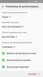 Samsung G920F Galaxy S6 - E-mail - Configuration manuelle (outlook) - Étape 7