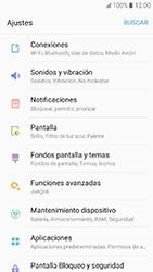 Samsung Galaxy A3 (2017) (A320) - Mensajería - Configurar el equipo para mensajes multimedia - Paso 4