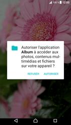 Sony Xperia XZ Premium - Photos, vidéos, musique - Prendre une photo - Étape 15