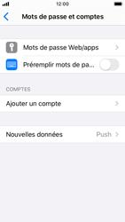 Apple iPhone SE - iOS 13 - E-mail - Configuration manuelle - Étape 4
