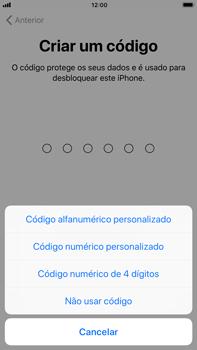 Apple iPhone 7 Plus iOS 11 - Primeiros passos - Como ligar o telemóvel pela primeira vez -  13