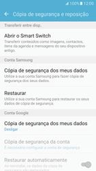 Samsung Galaxy S7 - Repor definições - Como repor definições de fábrica do telemóvel -  6