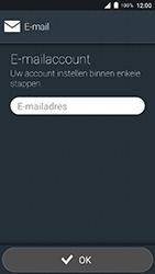Doro 8035 - E-mail - Account instellen (IMAP zonder SMTP-verificatie) - Stap 5