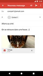 Google Pixel - E-mail - envoyer un e-mail - Étape 15