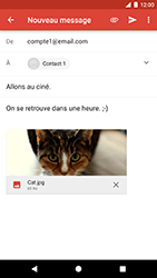 Google Pixel XL - E-mail - envoyer un e-mail - Étape 15