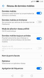 Huawei P10 - Réseau - Changer mode réseau - Étape 7
