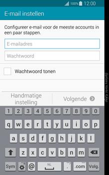 Samsung N915FY Galaxy Note Edge - E-mail - Handmatig instellen - Stap 5