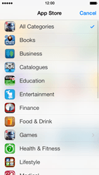 Apple iPhone 5s - Applications - Download apps - Step 7