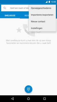 Motorola Moto X Style - Voicemail - Handmatig instellen - Stap 5