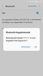Samsung Galaxy A5 (2017) - Bluetooth - koppelen met ander apparaat - Stap 10