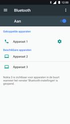 Nokia 3 - WiFi en Bluetooth - Bluetooth koppelen - Stap 8