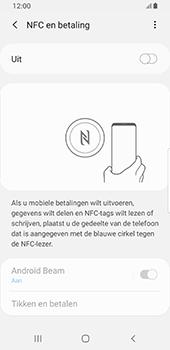 Samsung galaxy-s8-sm-g950f-android-pie - NFC - NFC activeren - Stap 6