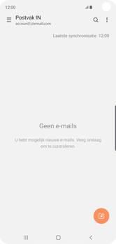 Samsung galaxy-s10-dual-sim-sm-g973f - E-mail - Account instellen (IMAP met SMTP-verificatie) - Stap 17