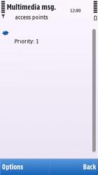 Nokia C5-03 - Mms - Manual configuration - Step 11